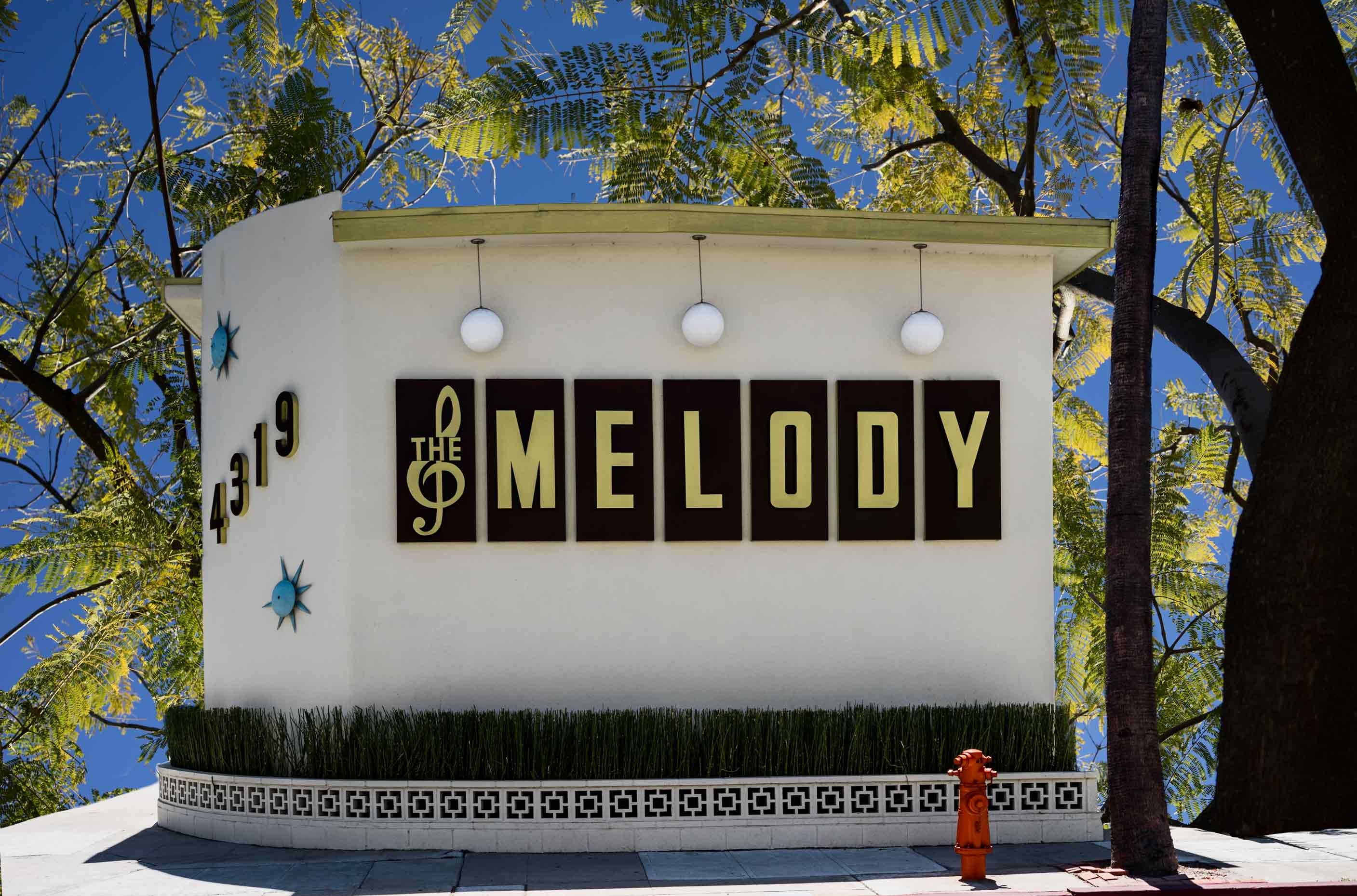 The Melody Appartments Burbank