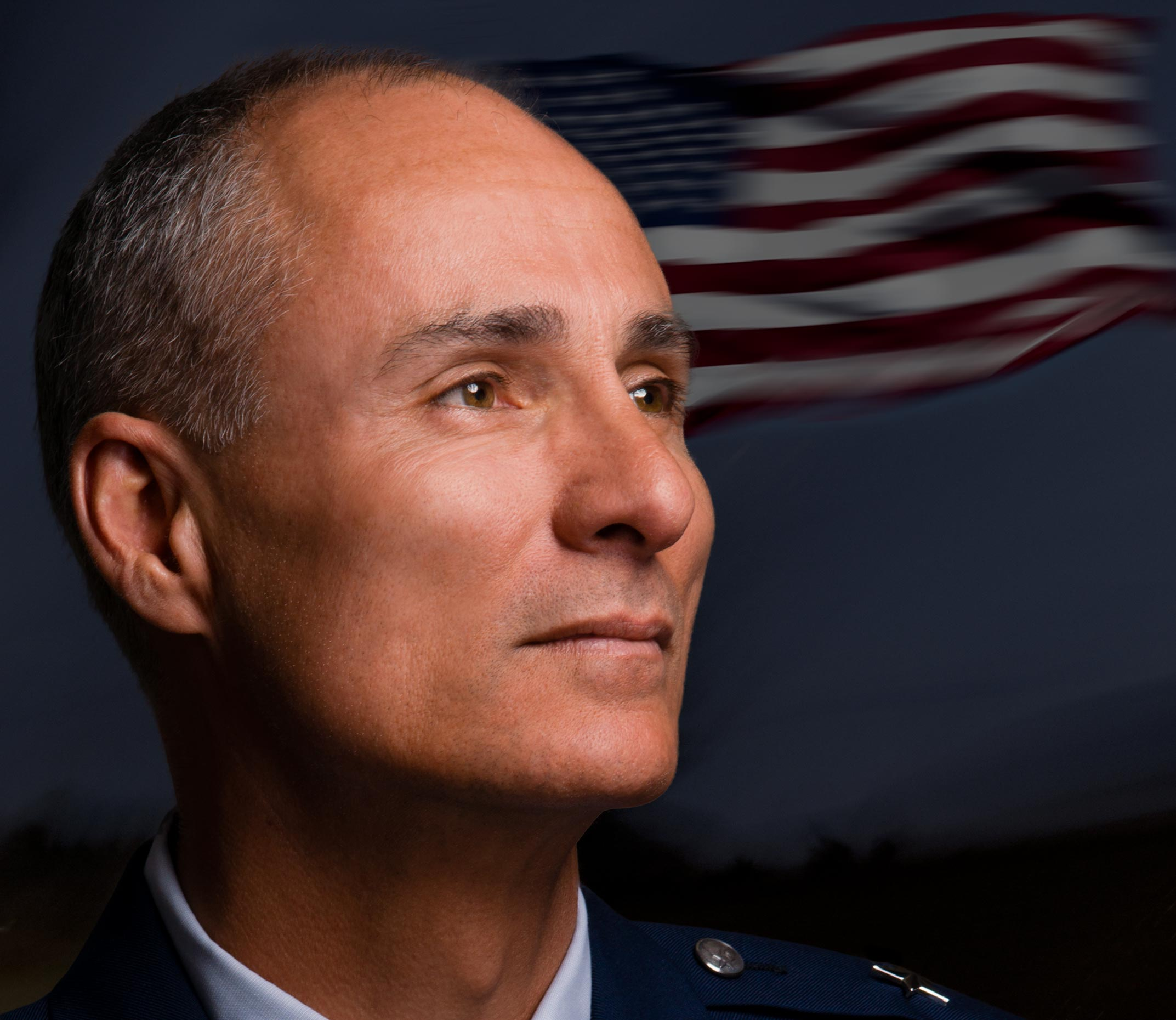 General Karl McGregor, US Air Force