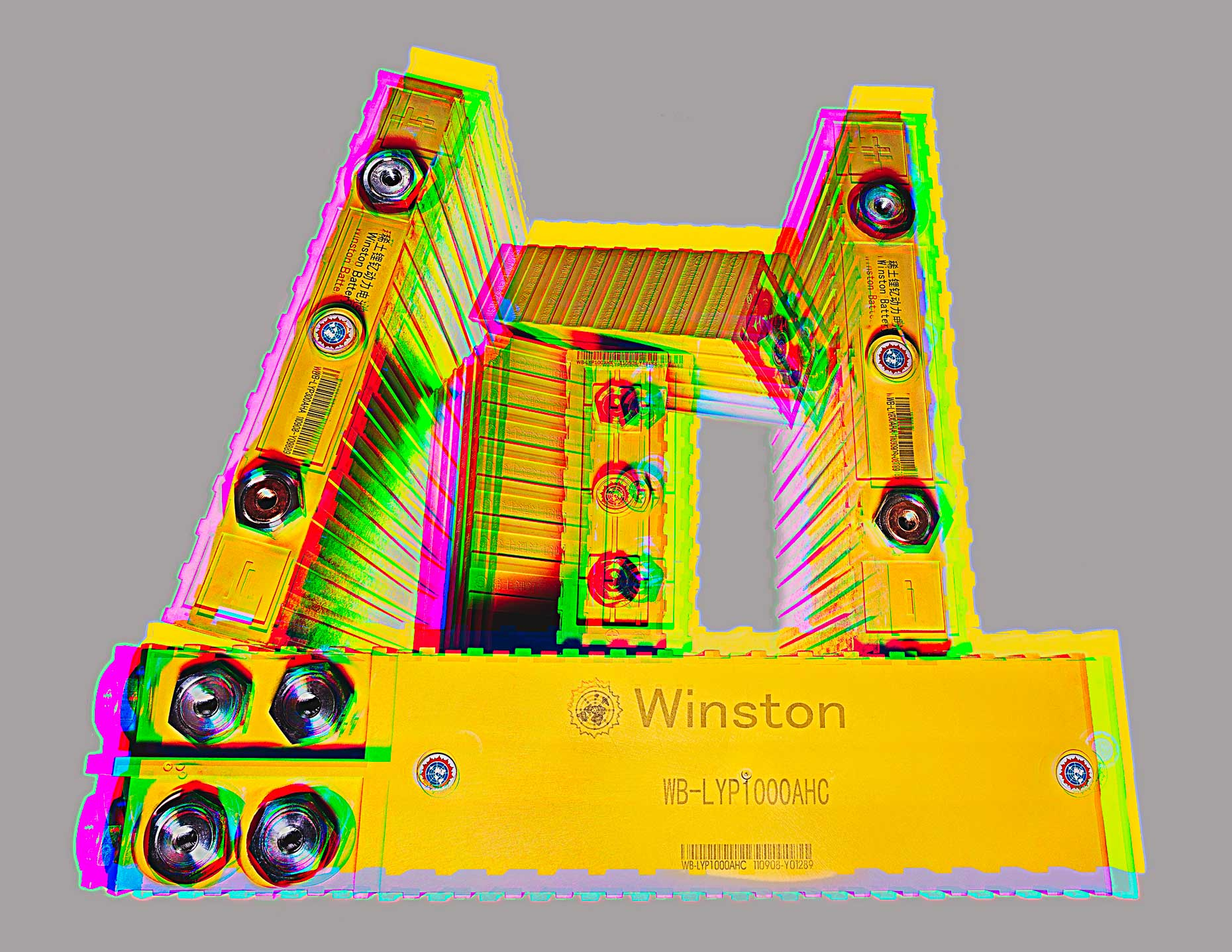 Winston Batteries Advertising Campaign